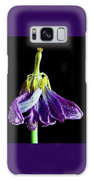Dancing Tulip Galaxy Case