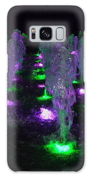 Dancing Waters No 3 Galaxy Case