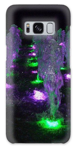 Dancing Waters No 3 Galaxy Case by Margie Avellino