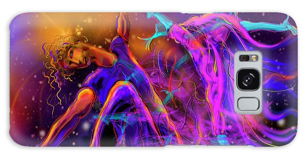 Dancing With The Universe Galaxy Case by DC Langer