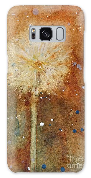 Dandelion Clock 1 Galaxy Case