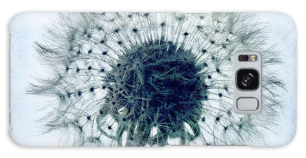 Dandelion In Blue Galaxy Case by Tamyra Ayles