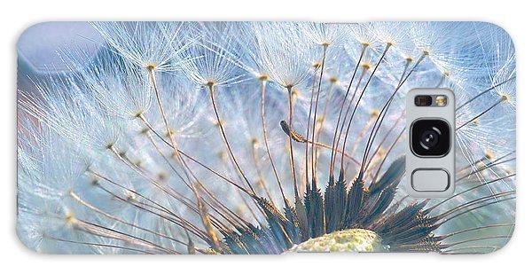 Dandelion In Light Galaxy Case