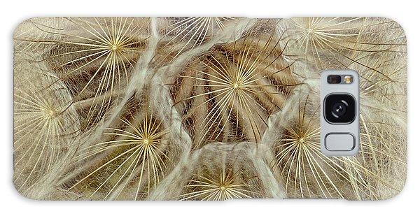 Dandelion Particles Galaxy Case