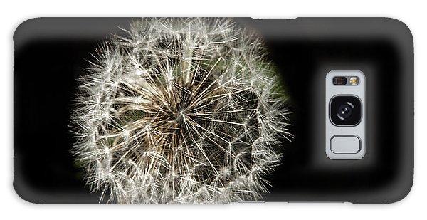 Dandelion Seeds Galaxy Case by Robert Bales