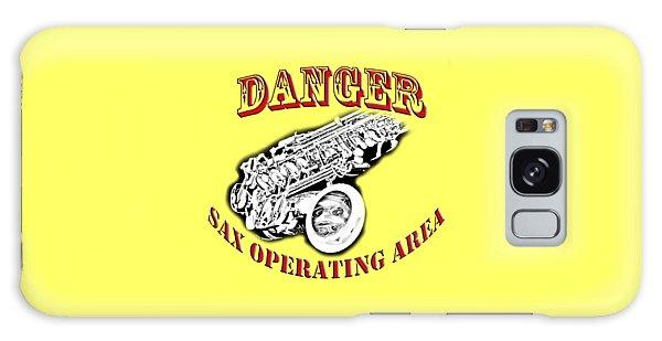 Danger Sax Operating Area Galaxy Case