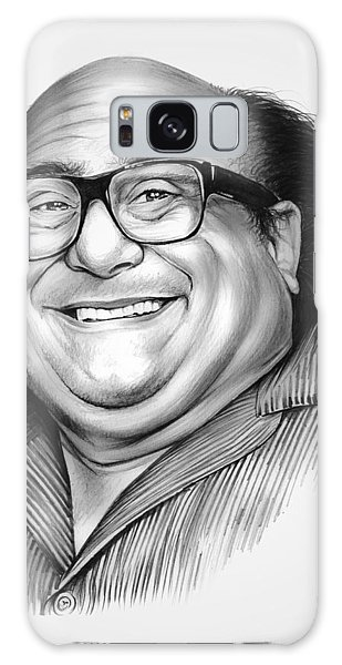 People Galaxy Case - Danny Devito by Greg Joens