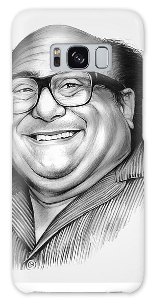 Danny Devito Galaxy Case by Greg Joens