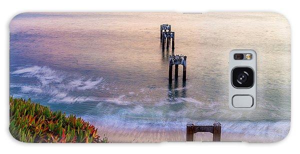 Danvenport Pier Galaxy Case