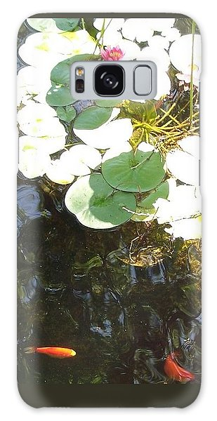 Dappled Tranquility  Galaxy Case