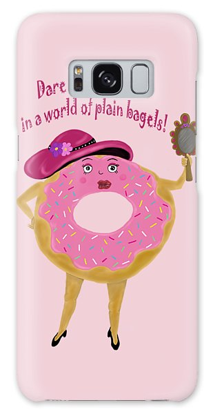 Dare To Be A Donut Galaxy Case