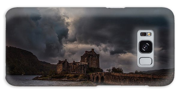 Galaxy Case featuring the photograph Dark Clouds #h2 by Leif Sohlman