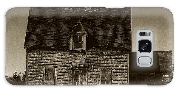 Dark Day On Lonely Street Galaxy Case by RC DeWinter