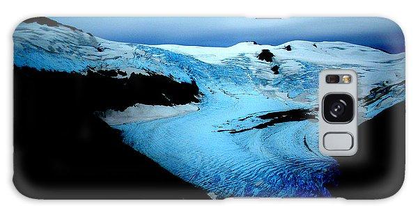 Dark Glacier Galaxy Case