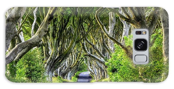 Dark Hedges Galaxy Case