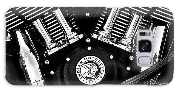 Indian Head Galaxy Case - Dark Horse Motor by Tim Gainey