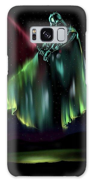Dark Light Galaxy Case