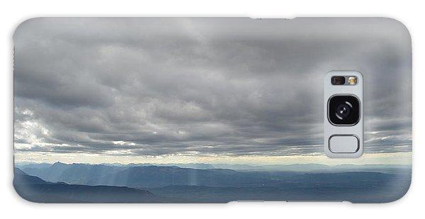 Dark Mountains Galaxy Case