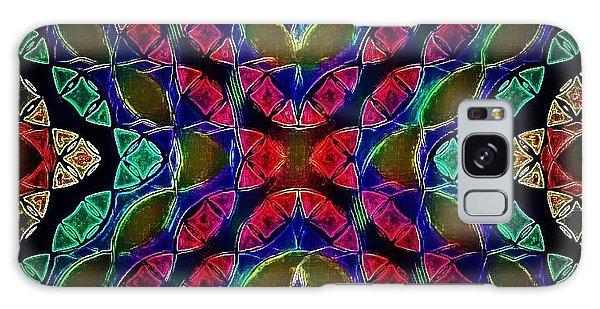 Galaxy Case - Dark Overlay by Lisa Marie Towne