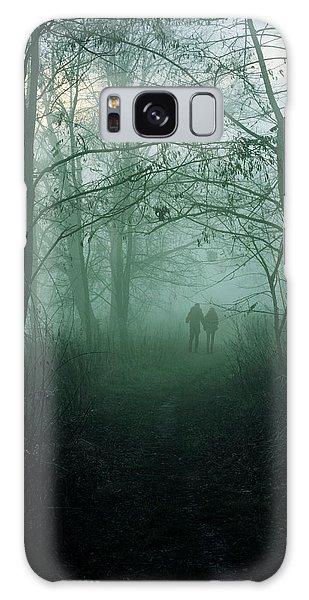Fog Galaxy Case - Dark Paths by Cambion Art