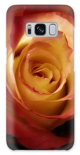 Dark Rose Galaxy Case