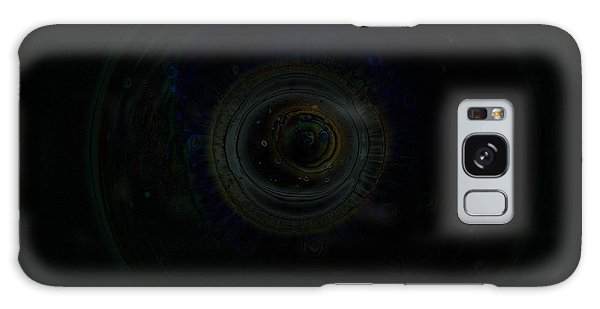 Dark Spaces Galaxy Case