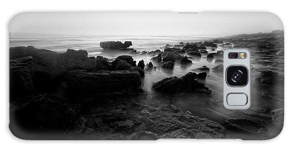 Galaxy Case featuring the photograph Dark Stones by Robert Och