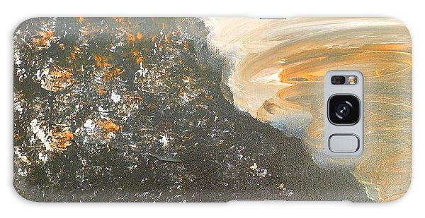 Dark Storm Galaxy Case by Barbara Yearty