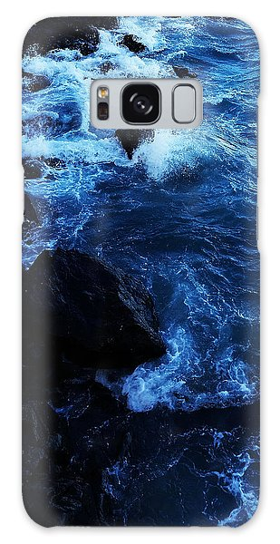 Galaxy Case featuring the digital art Dark Water by Julian Perry