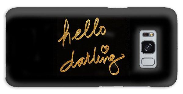 Fall Galaxy Case - Darling Bella I by South Social Studio