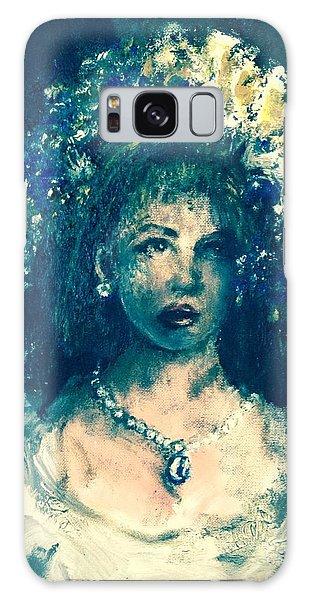 Darling Blue Galaxy Case