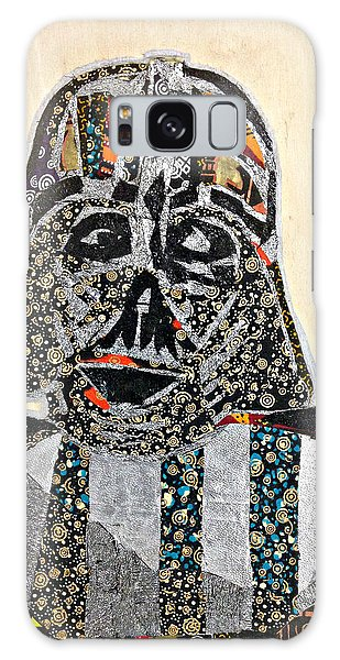 Darth Vader Star Wars Afrofuturist Collection Galaxy Case by Apanaki Temitayo M