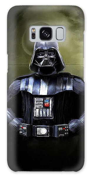 Movie Galaxy Case - Darth Vader Star Wars  by Michael Greenaway