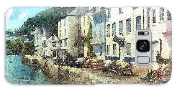 Bayards Cove Dartmouth Devon  Galaxy Case