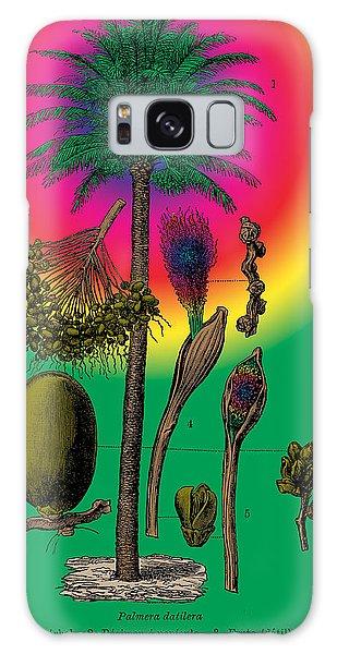 Date Palm Galaxy Case