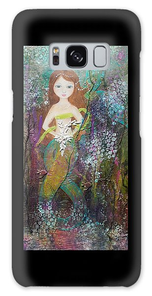 Daughter Of The Sea Galaxy Case