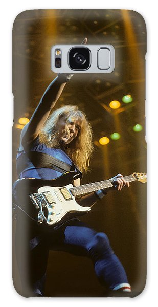 Dave Murray Of Iron Maiden Galaxy Case