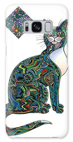 Dave's Cat Galaxy Case by Bob Coonts