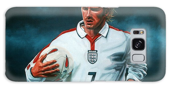 English Galaxy Case - David Beckham by Paul Meijering