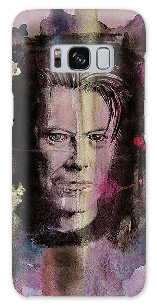 David Bowie Galaxy Case by Geni Gorani