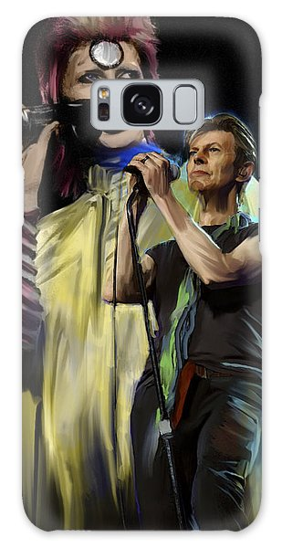 David Bowie  Performance  Galaxy Case