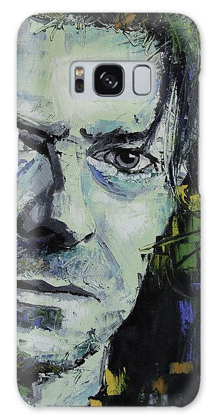 David Bowie Galaxy Case by Richard Day