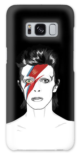 Tribute Galaxy Case - David Bowie Tribute by BONB Creative