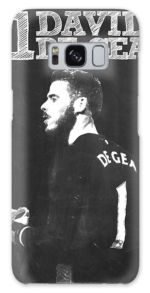 David De Gea Galaxy Case