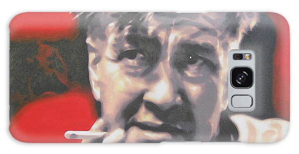 David Lynch Galaxy Case