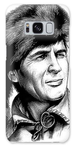 Hero Galaxy Case - Davy Crockett by Greg Joens