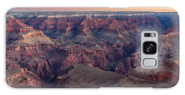 Dawn At Grand Canyon Galaxy Case