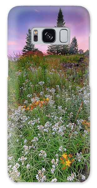 Galaxy Case featuring the photograph Dawn At Height Of Land by Rick Berk