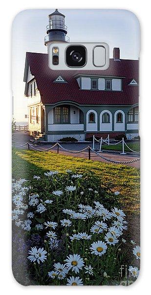 Dawn At Portland Head Light, Cape Elizabeth, Maine  -08614 Galaxy Case