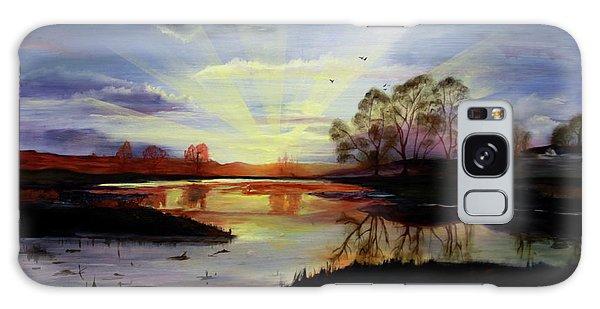 Dawn Galaxy Case by Jane Autry